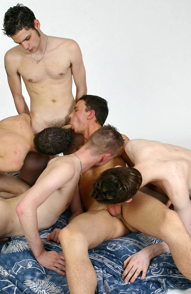 Horny Gay Boys Having Gay Sex